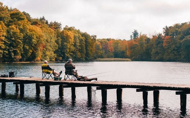 Pêche au cabillaud